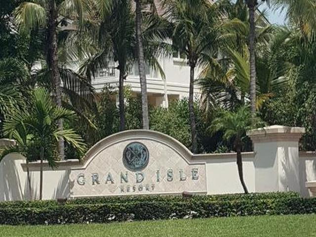 Grand Isle, Apt Villa 1104