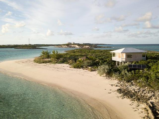 Lumber Cay Private Island