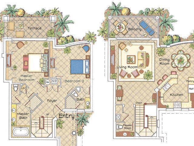 Bahia Mar Villa 1104