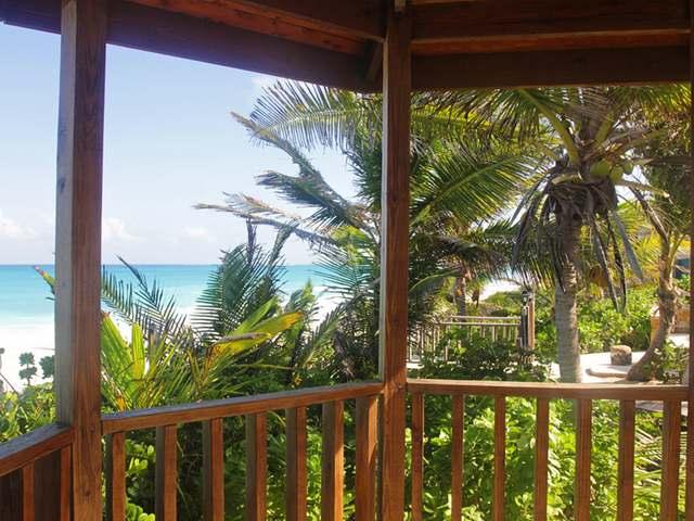 Beachfront Home Exuma
