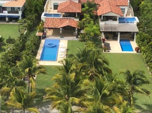 Luxury beach front Home for sale at Buenaventura