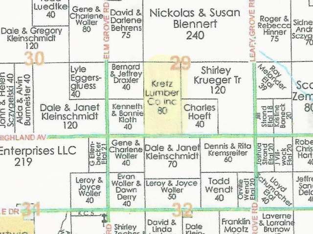 MLS# 153282 - ON HIGHLAND AVE  WI 54451