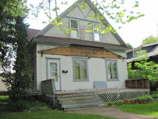MLS# 160481 - 270 3RD AVE S Park Falls WI 54552