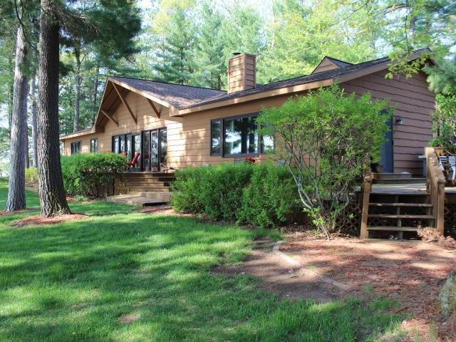 MLS# 162425 - W6275 CAMP RICE POINT RD TOMAHAWK WI 54487