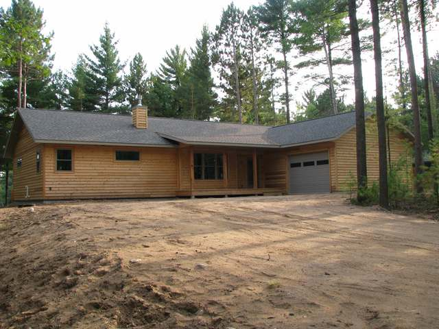 MLS# 167411 - 7328 YANCHUS RD Three Lakes WI 54562