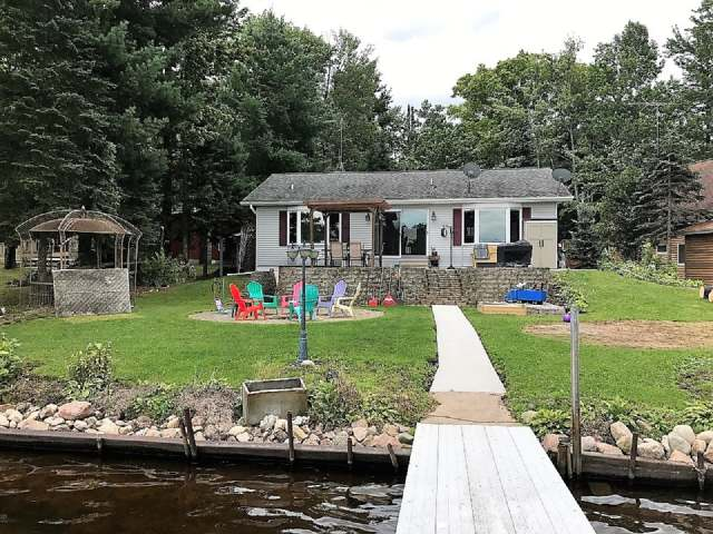 MLS# 167412 - 12388 S SHORE DR Mountain WI 54174-9306