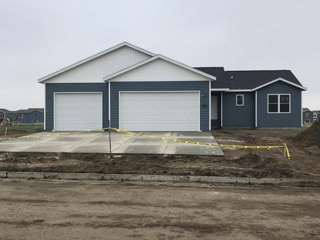 New construction 1,444 sq ft ranch with walk out basement. The ranch is a 3 bedroom, 2 bath, 1st floor laundry, 3 panel solid doors, open concept kitchen/dining/living room area and 3 car garage. Call your favorite Realtor now to see.