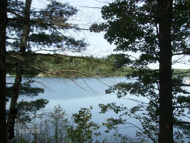 Total privacy with over 700'of sand frontage on pristine Bird Lake. 3 additional buildable lots included with western exposure overlooking a pond and adjacent to state land. A great spot to build your lake home with total privacy and hunting out your back door.