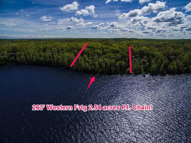 Presque Isle Lake lot picture
