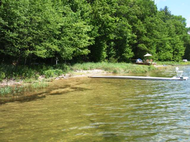GRACE LANE/ANVIL LAKE ACCESS LOT #6 - Beautiful wooded parcel with 144' of gorgeous level sand beach access to 380 acre blue clear water Anvil Lake! This 1.5 privacy parcel has many nice building sites and is located just 12 miles east of Eagle River. It is a stone's throw from hundreds of acres of Nicolet National Forest lands and the Blackjack Wilderness area. Surrounded by many quality Vilas and Forest County lakes, this desirable area offers easy access to all water sports and fishing activities, cross country skiing/snowshoeing/hiking/snowmobile trails and the priceless tranquility you can only find here in the beautiful Northwood's of Wisconsin. This lovely parcel offers CHEAP, off-water taxes but with all the water sports fun included! What are you waiting for?