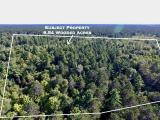 Come see this excellent vacant lot in the exclusive Natural Lakes subdivision in Presque Isle Wisconsin. This nearly 4-acre lot features high ground and multiple building sites just off Natural Springs Rd. Come see the countless hardwoods and secluded setting this neighborhood has to offer