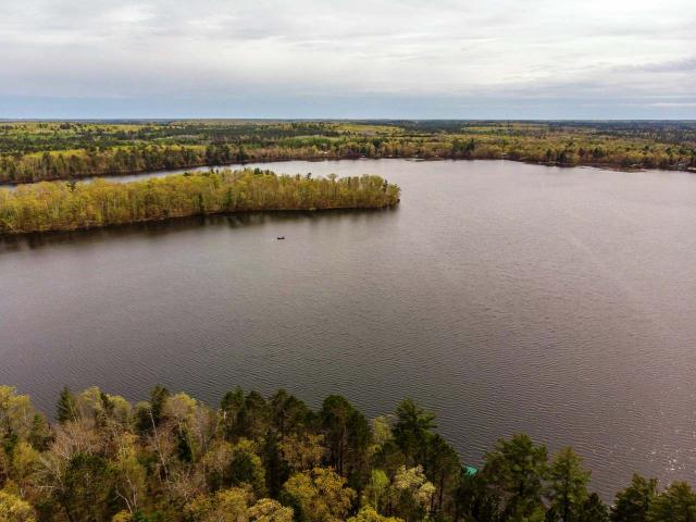 Would you like a little piece of the Northwoods, but without the price tag and still have water access!!! Here is your chance to build your dream house. This lot is roomy enough for a 3 bedroom, 2 car garage home. There is deeded access with 250' of water frontage on Upper Gresham Lake with 4 common piers. There is a second adjacent parcel also available for purchase. This property is adjacent to State Land. Don't just sit there - come take a drive and check out your new piece of paradise. You won't regret it!