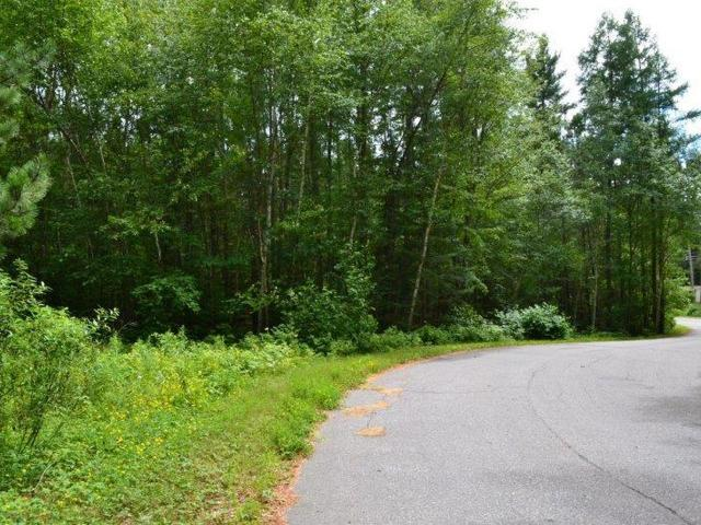 Located a couple miles south of Rhinelander off of County Rd G this vacant lot is the perfect spot to build. The lot is wooded with mature trees and is just across from Hixon Lake water point, so launching a kayak couldn't be easier. The lot is 0.4 acres with electric at the road. This lot is also very close to Almon Park at Buck Lake with sand swimming beach. Enjoy the nature trails for hiking and snowshoeing total approximately 2.25 miles in length. This is a perfect Northwoods getaway opportunity.