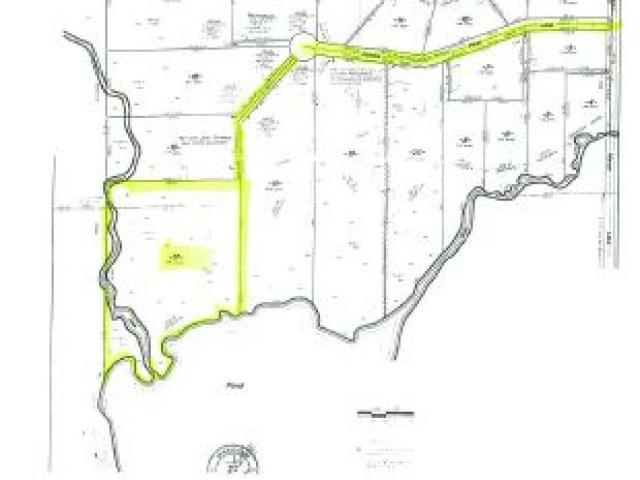 Almost extreme privacy in the forest close to Minocqua. Buried utilities Natural Gas available. The property borders Shishebogama Creek. Located just minutes from all important necessities. A wonderful location for your home or vacation retreat.