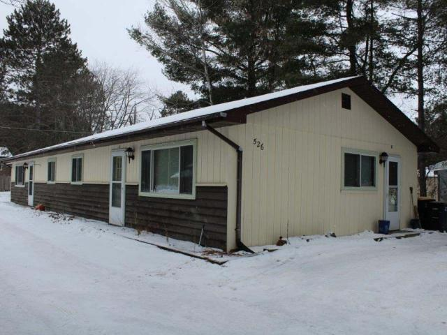MLS# 176094 - 526 WISCONSIN ST Eagle River WI 54521