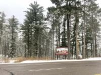 Almost 5 acres on Highway 51 with a billboard! Only 5 minutes from downtown Minocqua, you can access this great land from the highway or from the bearskin. If you need a commercial location, with advertising available, and great road traffic, this would be the most ideal and visible spot! 450' of Hwy 51 frontage!