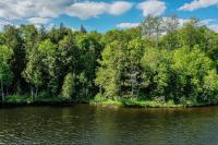 Start planning your waterfront escape today! Take a look at this 1.3 acre parcel situated on 496-acre Chaney Lake just across the MI State Line. Enjoy commanding panoramic views, great fishing and a true up North experience from the 99 feet of rocky frontage. Centrally located in the heart of the Northwoods, all of your recreational desires are at your fingertips. This is a very rare opportunity to own frontage on a large full recreational lake for under $50K. Seller is looking for offers--take a look today!