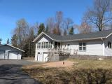A high quality four season home in a quiet off water location. All recreational activities are available as this home is located a short distance from the boat landing on Burrows lake. Fishing, boating, hunting, ATVing & snowmobiling are all near this home. This home features a thirty by forty ft garage with a heated work shop to store all the recreational toys. The kitchen/dining area has tongue & groove cedar cathedral ceiling. You will like the solid oak six panel doors. If you are looking for a vacation home this home has three bedrooms & two baths for all the family or guests. You could join the Burrows lake sportsman club with its own club house. Some of the recent updates include a new house & garage roof, new furnace & water heater, well pump & dishwasher. This Northwoods retreat is located near Tomahawk, Minocqua & Rhinelander.