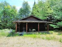 An amazing opportunity just hit the market with this 80 acre beautifully wooded parcel and private lake. The land itself has many trails leading to several cleared spaces for building opportunity, as well as an off the grid 24'x24' cabin with an 16'x24' back deck overlooking Moving Cloud Lake. This 15 acre lake sits almost entirely on the property with 4,000 feet of frontage making it one of the most unique and private pieces of land in the area. There are also three sheds near the cabin for extra storage. The recreation uses for this property are endless with prime fishing, hunting, ATV/snowmobile trails, and much more right on your own land!