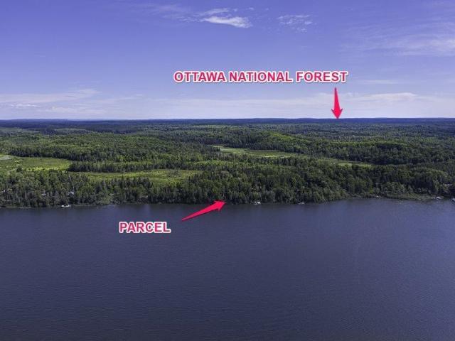 Twin Island Lake lot picture