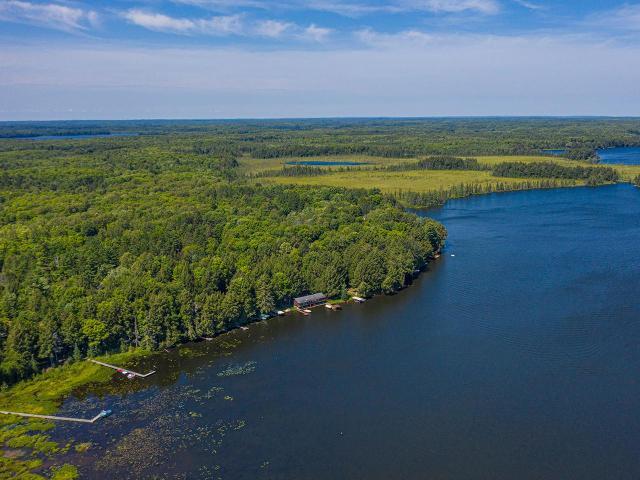 Big Lake (L) house picture
