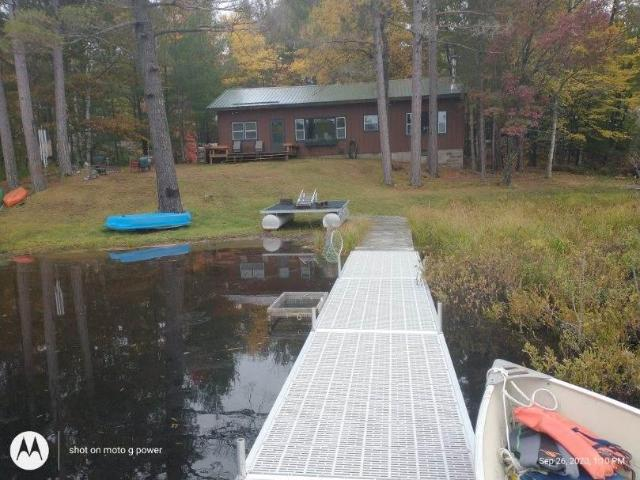 Camp Twelve Lake house picture
