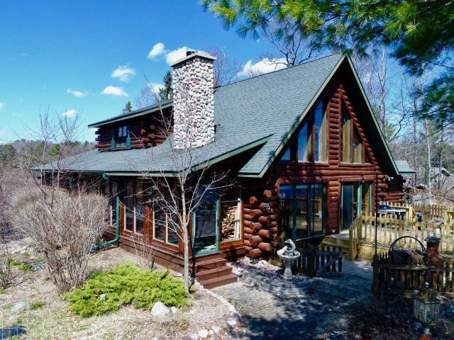 Pokegama Lake house picture