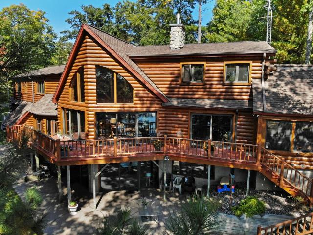 Plum Lake house picture
