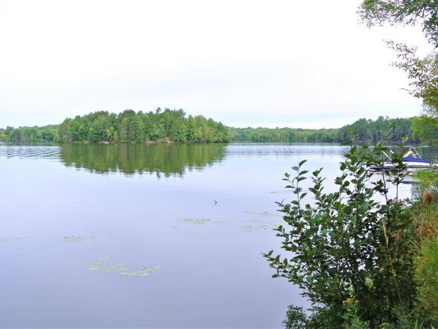 Hancock Lake lot picture