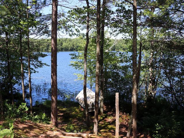 Toulish Lake lot picture