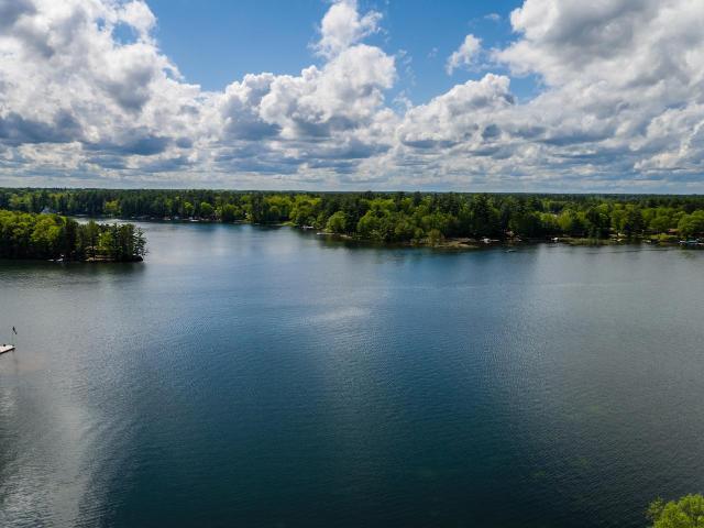 Minocqua Lake lot picture