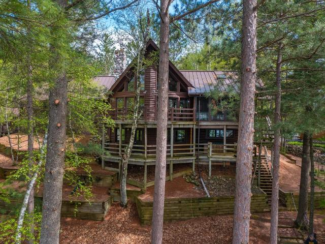 Yellow Birch Lake house picture