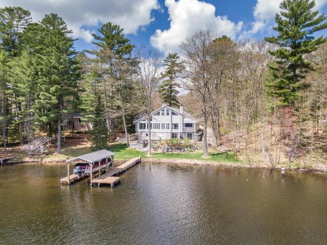 Gunlock Lake house picture