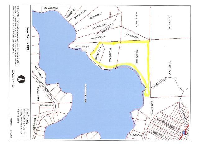 Mercer Lake (M) lot picture