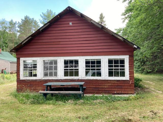 Presque Isle Lake house picture