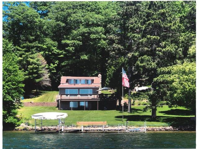 Tomahawk Lake house picture