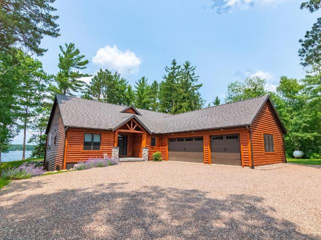 White Sand Lake house picture