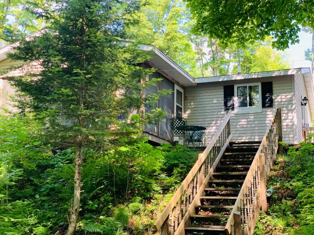 Rainbow Lake house picture