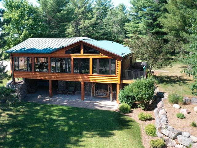 Big Stone Lake house picture
