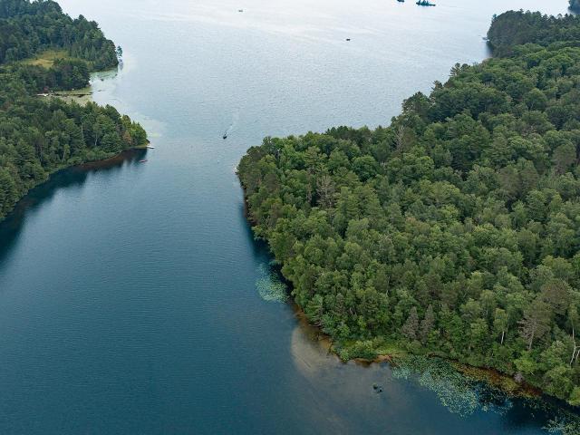 Upper Buckatabon Lake lot picture