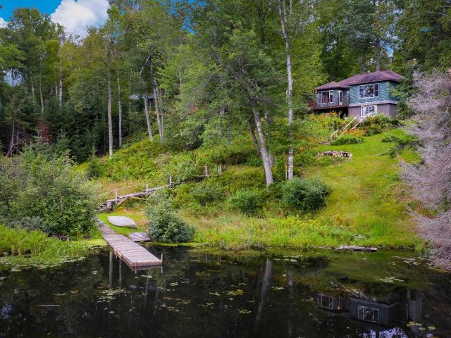 Hancock Lake house picture