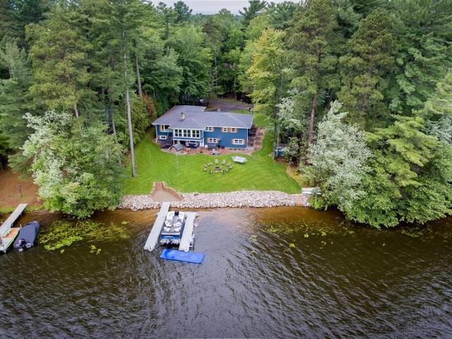 Boom Lake house picture