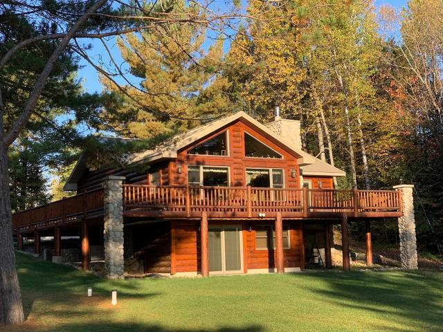 Wilson Lake house picture