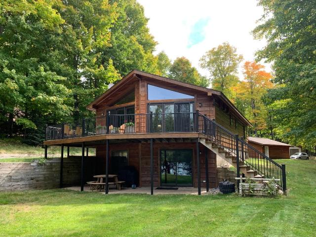 Big Sand Lake house picture